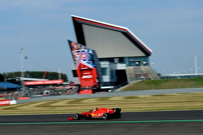 Domingo en Gran Bretaña – Ferrari: la estrategia como principal aliada y enemiga