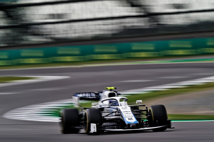 Domingo en Gran Bretaña - Williams sigue incapaz de acercarse a los puntos
