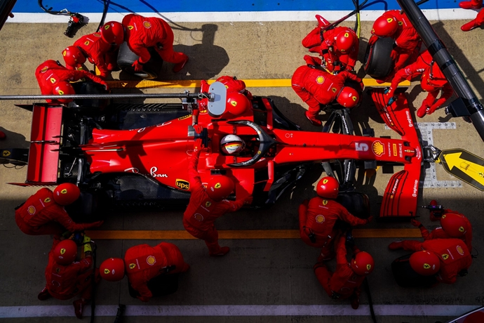 Domingo en Silverstone – Ferrari: Leclerc triunfa de nuevo y consigue otro podio