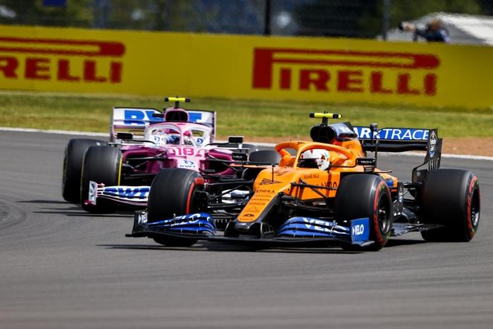 Domingo en Silverstone – Pirelli tendrá que investigar los pinchazos