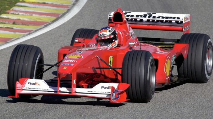Desgraining: El triunvirato Schumacher–Todt–Di Montezemolo