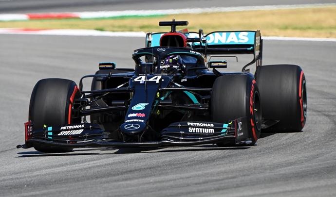 Libres 3 en España - Los Mercedes siguen delante; Carlos 4º