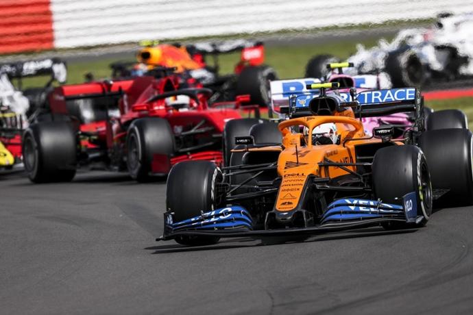 McLaren, Ferrari y Williams firman el Pacto de la Concordia