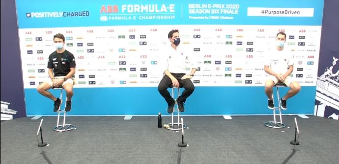 #BerlinEPrix - Día 4 - Los pilotos de Mercedes EQ responden nuestras preguntas