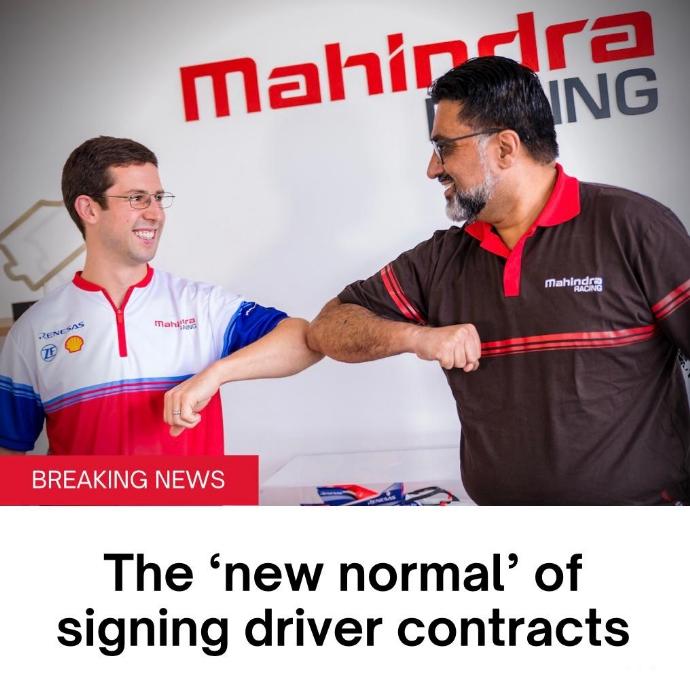 Alex Sims firma con Mahindra y Max Günther sigue con BMW