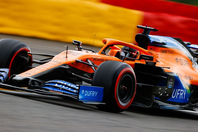 Sábado en Bélgica – McLaren: un resultado habitual