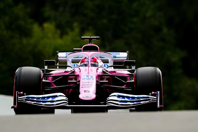 Sábado en Bélgica – Racing Point: sorprendidos en una jornada en la que esperaban más