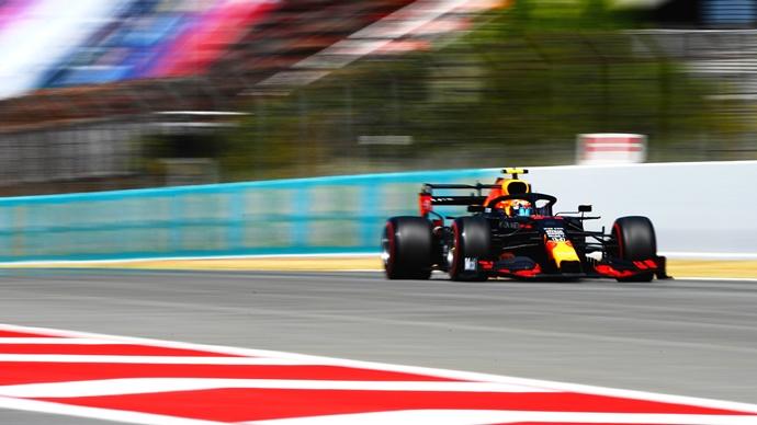 Sábado en España – Red Bull: buenos lugares para luchar