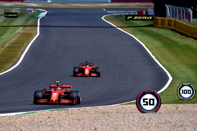 Sábado en Gran Bretaña – Ferrari y una clasificación decepcionante