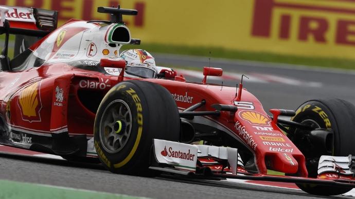 Desgraining: Una vieja receta en Ferrari