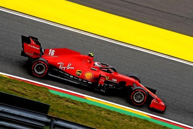 Viernes en Bélgica - Ferrari: muy por detrás en uno de sus circuitos predilectos