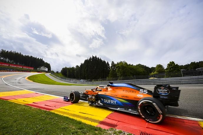 Viernes en Bélgica – McLaren: en la lucha