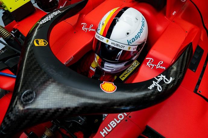 Viernes en España - Ferrari trata de afianzarse como tercer mejor equipo
