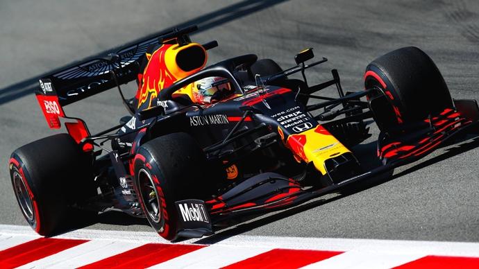 Viernes en España – Red Bull: buen rendimiento pese al calor