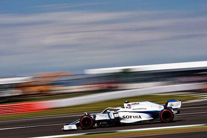 Viernes en Gran Bretaña - Williams cierra la jornada con ambiente positivo