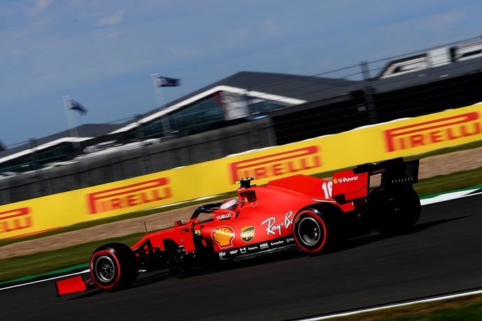 Viernes en Gran Bretaña - Ferrari con problemas cada vez más grandes