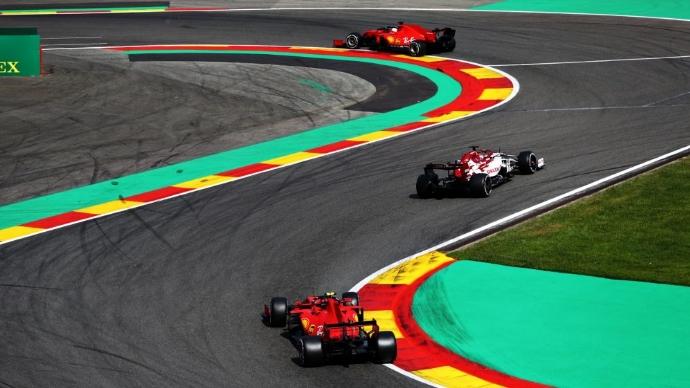 Desgraining: Ferrari en la incertidumbre entre Spa y Mugello