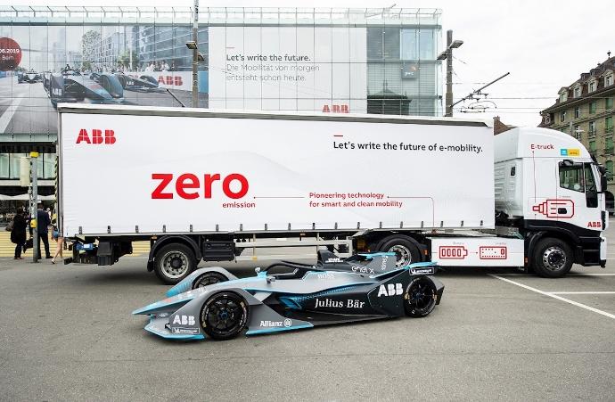 La Fórmula E, con una certificada huella de carbono cero