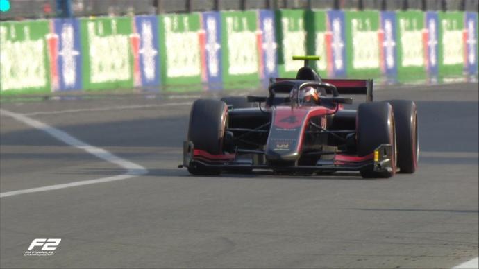 Callum Ilott consigue la cuarta pole de la temporada; Schumacher acorta la sesión