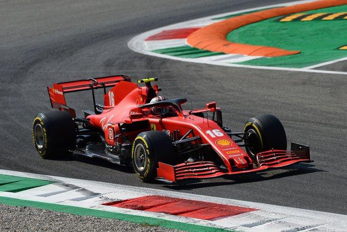 Viernes en Italia – Ferrari abre su participación en Monza muy débil y con los tifosi en su corazón