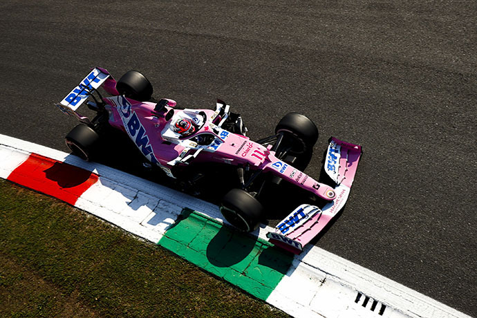 Domingo en Italia - Racing Point llega al podium con Lance