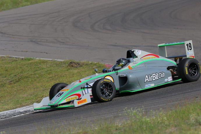 El campeonato de la FIA F4 NACAM sigue sus acciones en el GP de Querétaro – México