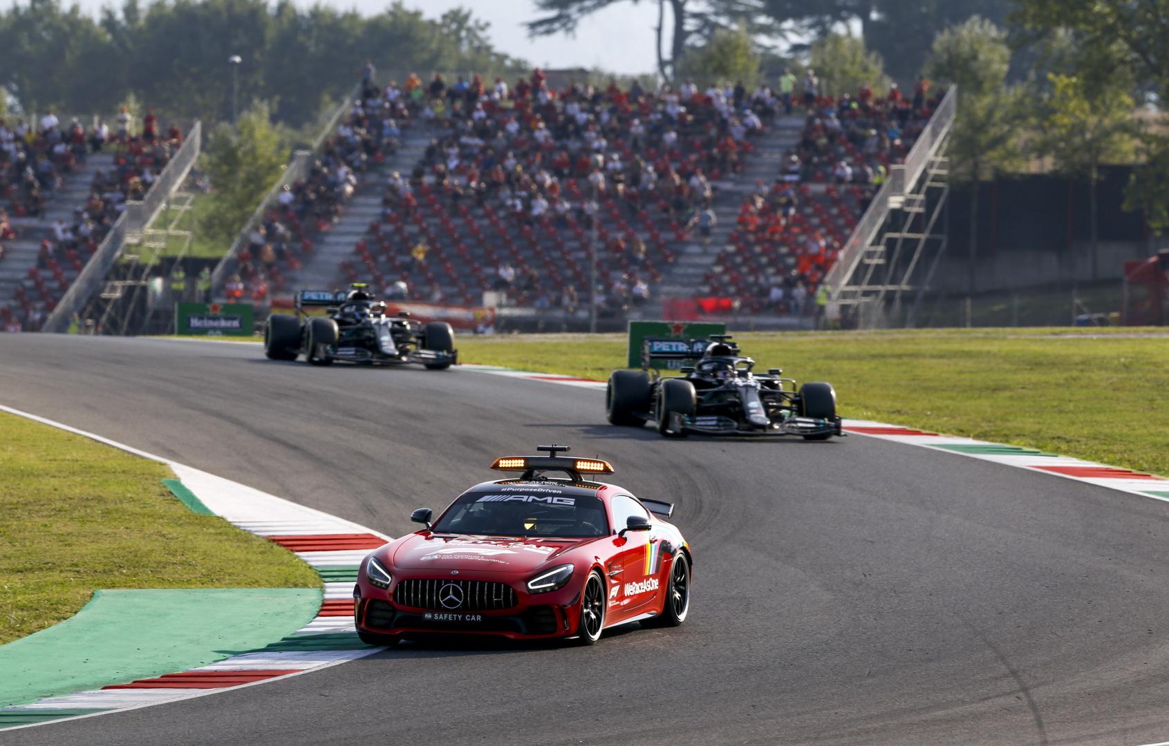 BANDERA AZUL – Análisis del Gran Premio de la Toscana
