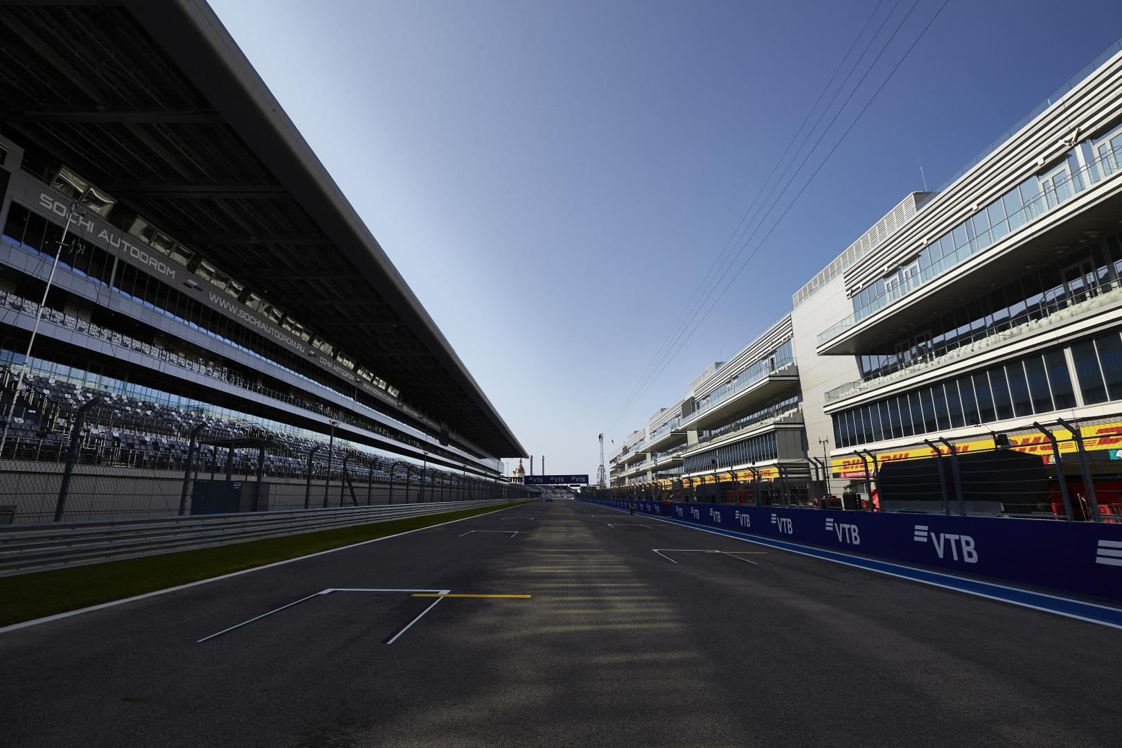 BANDERA AZUL – Previo del Gran Premio de Rusia 2020