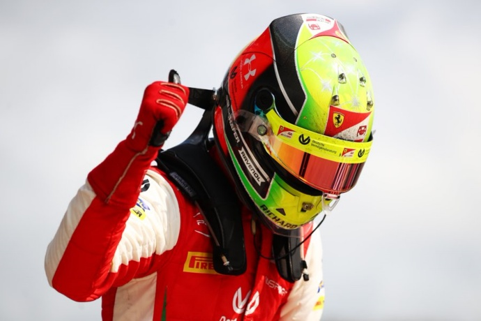 Schumacher se afianza en el liderato de F2 tras el fin de semana en Sochi