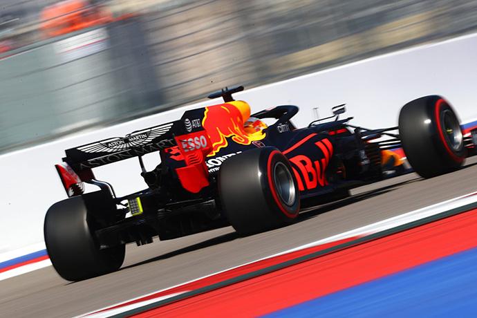 Viernes en Rusia – Red Bull cae en la sesión de la tarde