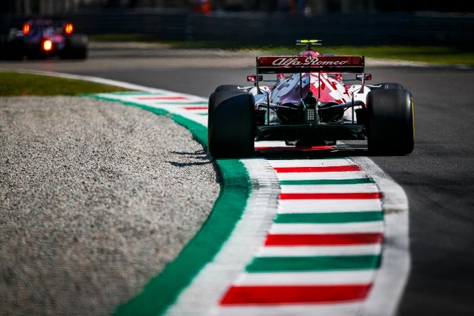 Sábado en Italia - Alfa Romeo tiene un opaco rendimiento en clasificación