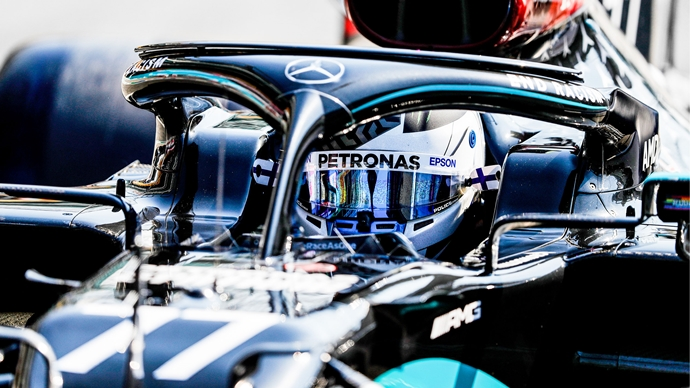 Bottas domina en la primera toma de contacto de los pilotos con Mugello