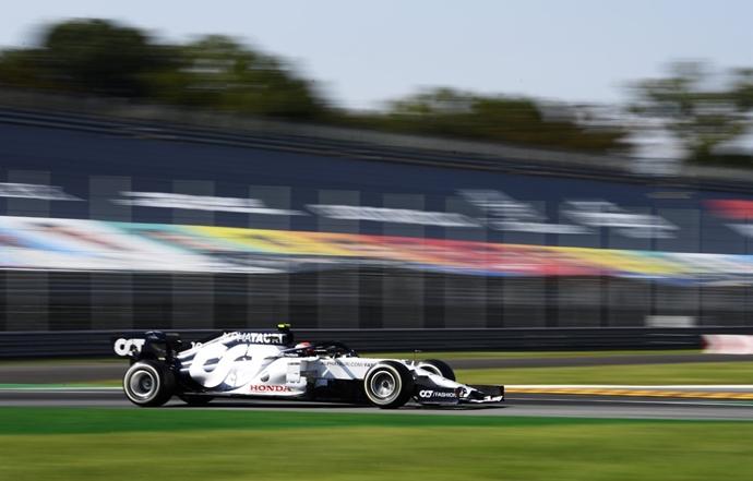 Crónica GP de Italia: Gasly rompe todas las quinielas con su primera victoria en F1; Sainz termina 2° y Stroll 3°