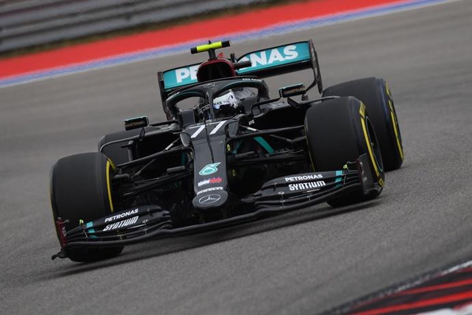 Crónica GP de Rusia: Valtteri Bottas sigue con el dominio de Mercedes en Sochi
