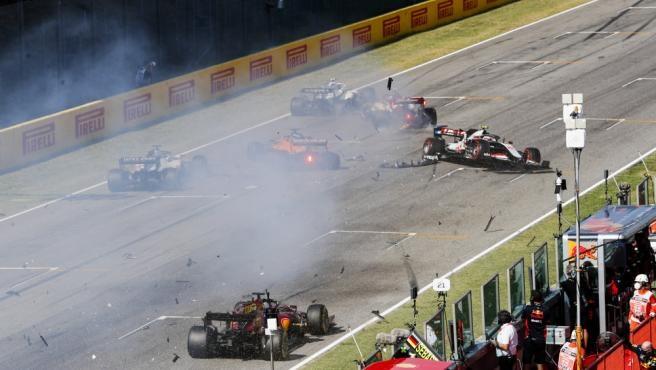 Dirección de carrera: Los incidentes del Gran Premio de la Toscana