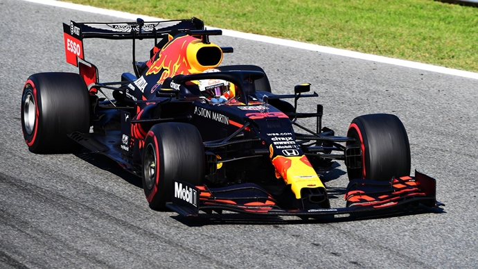 Domingo en Italia – Red Bull: no power, no party