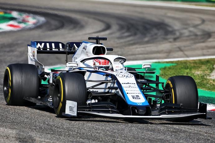Domingo en Italia - Williams, cerca de entrar a la zona de puntos después del frenesí