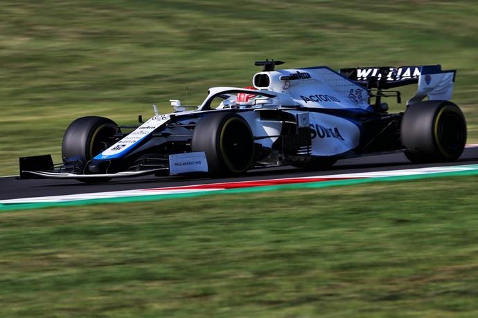 Domingo en La Toscana – Williams: Russell se queda a la puerta de los puntos