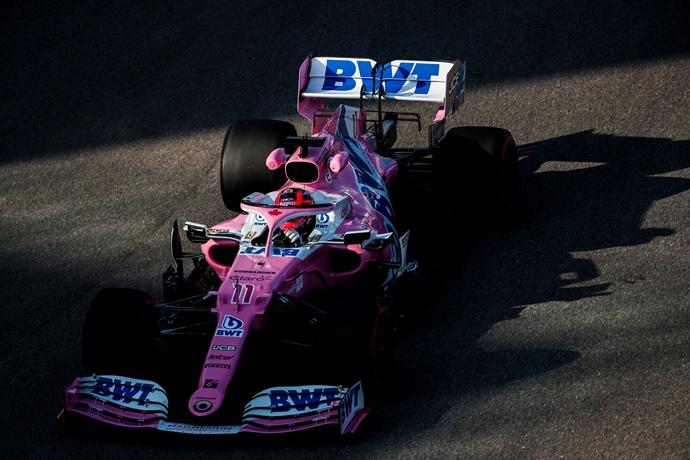 Domingo en Rusia – Racing Point: Pérez triunfa en cuarta posición; Stroll abandona en la primera vuelta