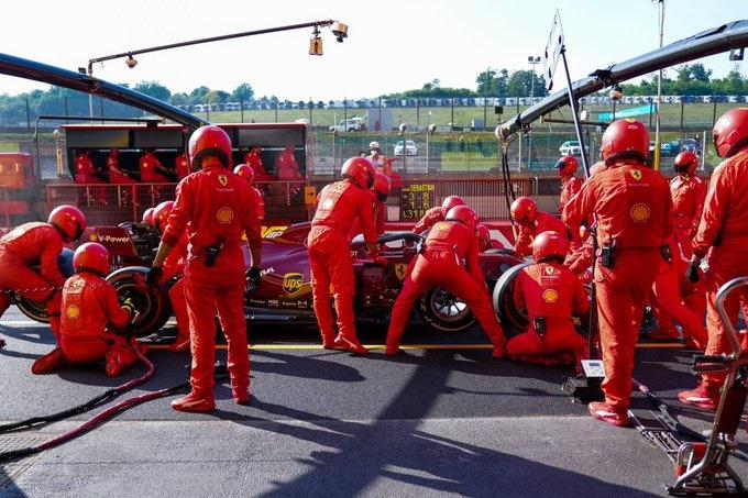 Ferrari afirma que se encuentran en un hoyo y que no hay excusas válidas