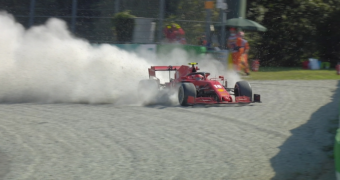 Domingo en Italia – Ferrari sale de Monza con la peor carrera de casa en décadas