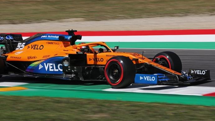 McLaren no piensa en cambiar a Sainz por Ricciardo durante 2020