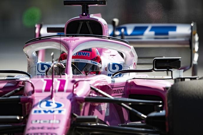 Sábado en Italia – Racing Point mejora y Checo se clasifica en P4; Stroll partirá desde P8