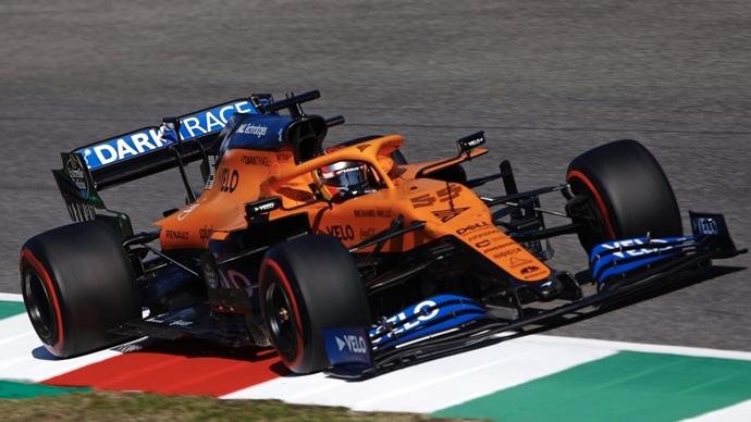 Sábado en La Toscana – McLaren: una clasificación decente