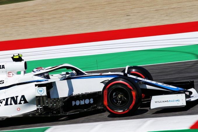 Sábado en La Toscana – Williams: progreso pese al cambio