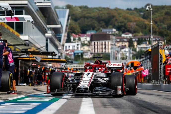 Sábado en Rusia – Alfa Romeo cae en la Q1 con sus dos coches