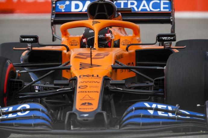 Sábado en Rusia – McLaren: en la pelea