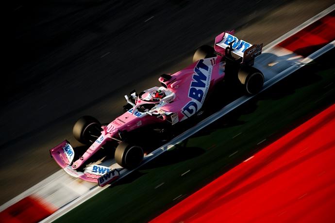 Sábado en Rusia – Racing Point: Pérez saldrá cuarto; Stroll se queda en Q2