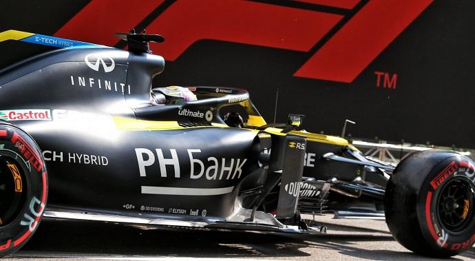 Sábado en Rusia - Renault no consigue liderar la zona media
