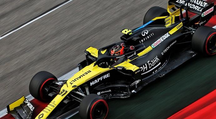 Sábado en Rusia – Renault no consigue liderar la zona media